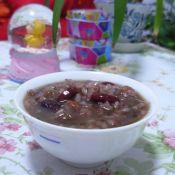 银耳红豆粥