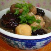 排骨红枣莲子汤
