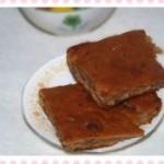 红糖香蕉面包