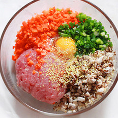猪肉胡萝卜饺子馅