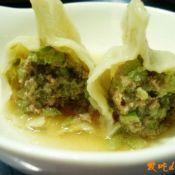 芹菜牛肉水饺