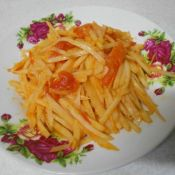 土豆炒西红柿