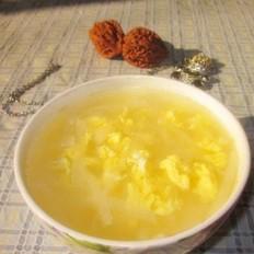 白萝卜鸡蛋汤