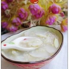 淮山粳米粥
