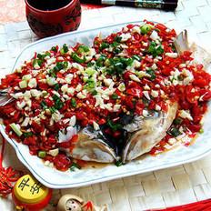 湖南剁椒鱼头