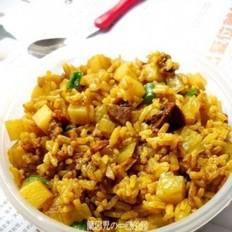 咖喱牛肉土豆焖饭