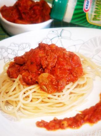 意大利面酱的做法