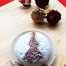 圣诞装饰面包