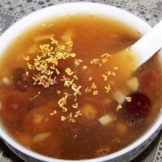 桂圆红枣羹