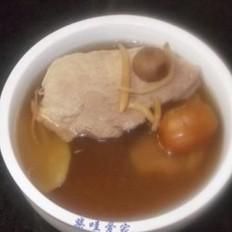 太子参无花果瘦肉汤