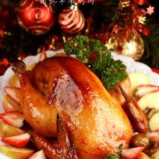 中式圣诞烤鸡