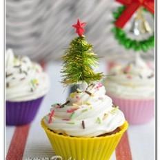 圣诞小蛋糕