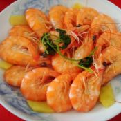白芍基围虾