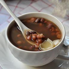 红豆薏米百合汤