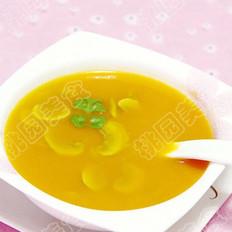 南瓜口蘑鲜汤