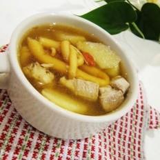 淮山党参瘦肉汤