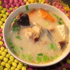 煎焖鱼头汤