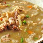 鱼花豆腐汤