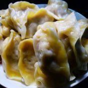 卷心菜蒸饺