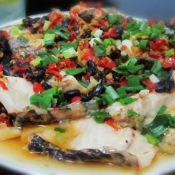 剁椒生鱼片