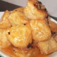 煎瓤油豆腐