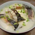 豆腐黑鱼汤