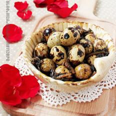 梅干菜卤鹌鹑蛋