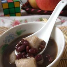 芋圆红豆汤