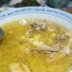 白果老鸭汤