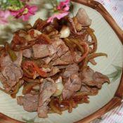 猪肉炒西瓜皮