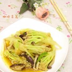 咖喱煮菜花