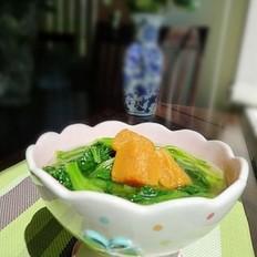 菜番薯芥菜汤
