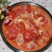 火腿鸡蛋炒番茄