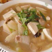 冬瓜五花肉汤