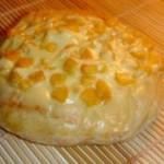 玉米奶酪面包
