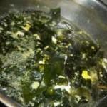 海藻蛋花汤
