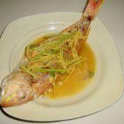 煎煮金线鱼