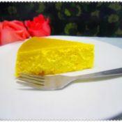 南瓜酸奶芝士蛋糕