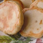 猪肉香菇水煎包