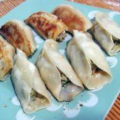 猪肉海菜煎饺