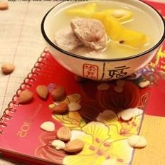 川贝杨桃煲瘦肉