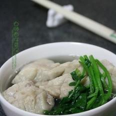 白肺西洋菜汤