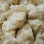 冻豆腐酸菜馅水饺