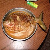 红烧红鲳鱼