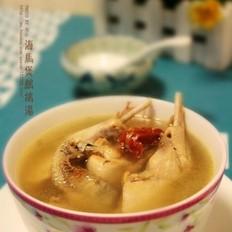 海马煲鹧鸪汤