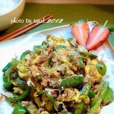柴鱼蛋松椒