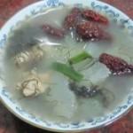 发菜冬瓜排骨汤