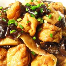 三鲜豆腐泡