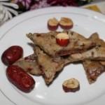 核桃红枣糯米糕