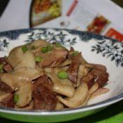 鸭肝杏鲍菇